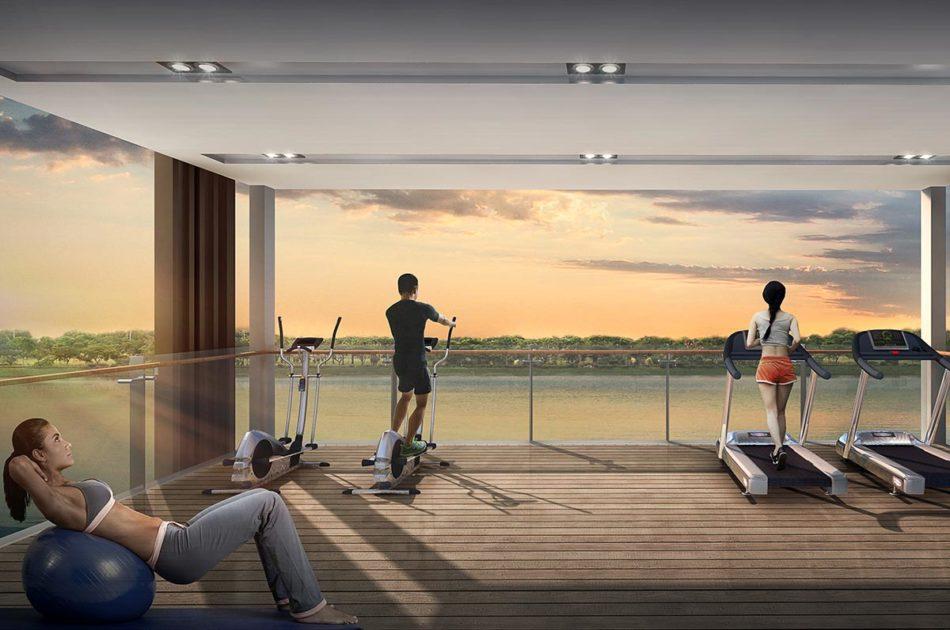 Kingsford WaterBay Condo Singapore Gym