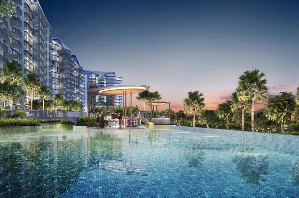 Kingsford WaterBay Condo Singapore The Cove